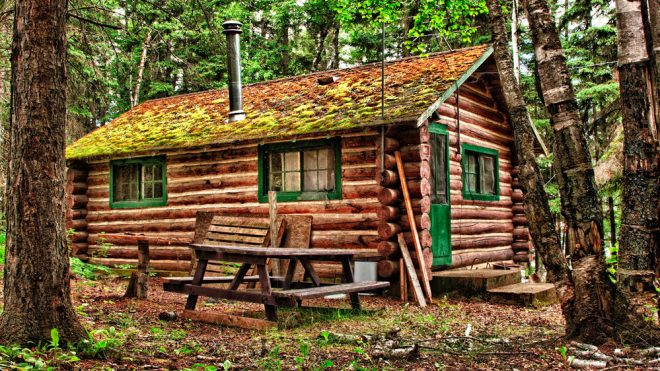 Common Log Home Questions Answered: Log Home Restoration