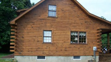 5 Different Ways Of Protecting Your Log Cabin From The Elements