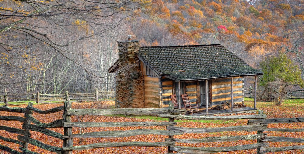 Oldest Log Cabins In America